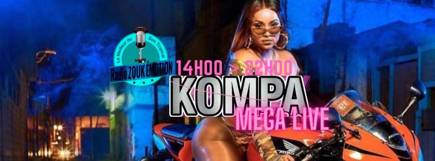 Konpa Méga Live